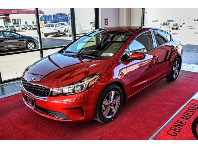 Gene Messer Lubbock >> New 2018 Kia Forte LX Sedan in Lubbock #JE174486 | Gene Messer Kia