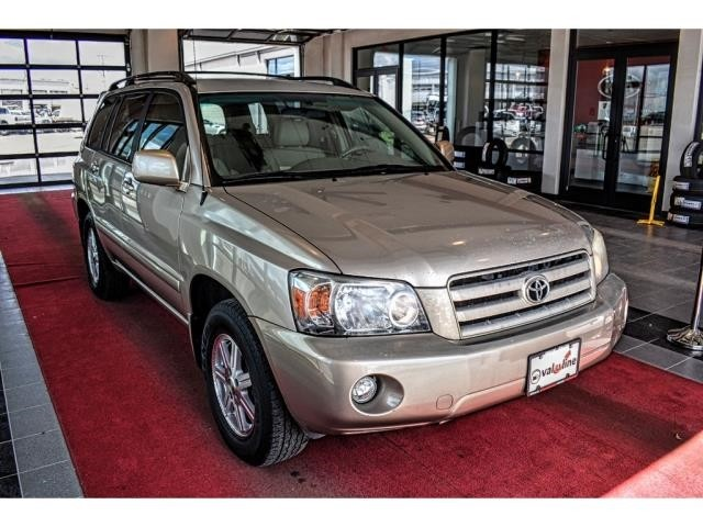 Pre Owned 2007 Toyota Highlander W/3rd Row